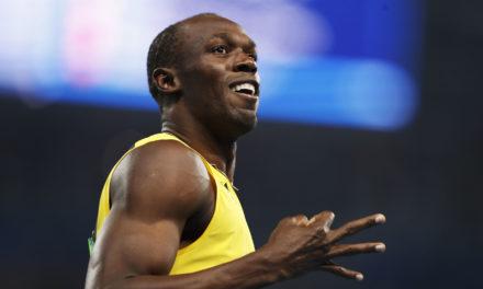 Usain Bolt dice adiós lesionado y Gran Bretaña gana el oro en 4×100
