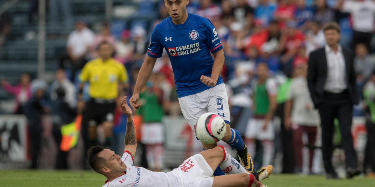 Cruz Azul sigue sin retomar el triunfo y suma otro empate, 0-0 ante Toluca