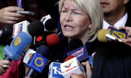 Investigará Congreso venezolano denuncias de la ex fiscal Luisa Ortega