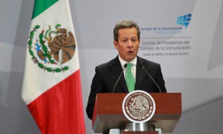 Irresponsable y de mala fe, vincular campaña de Peña Nieto con el caso Odebrecht: Vocero