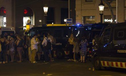 Autor de atentado en Barcelona sigue prófugo; de los detenidos, ninguno era el responsable