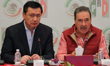 En el PRI con ese perfil hay muchos y muchas, dice Osorio sobre candidatura presidencial