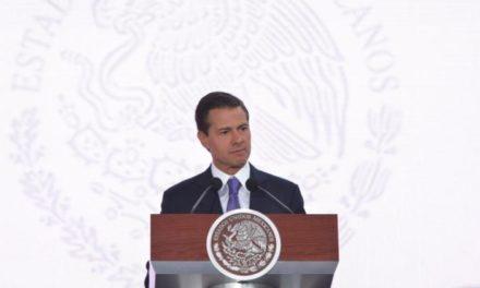 Destaca Peña Nieto inversiones gracias a la reforma energética