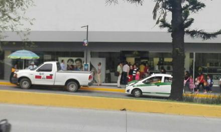 Asalto en Coppel ubicado en Lázaro Cárdenas