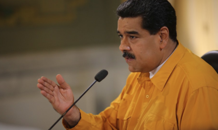 Anuncia Maduro que buscará la reelección en 2018