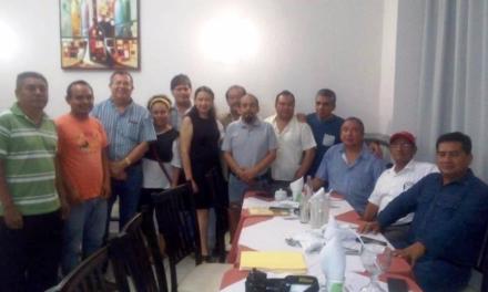 Renueva directiva la Asociación de Periodistas de Acayucan A.C