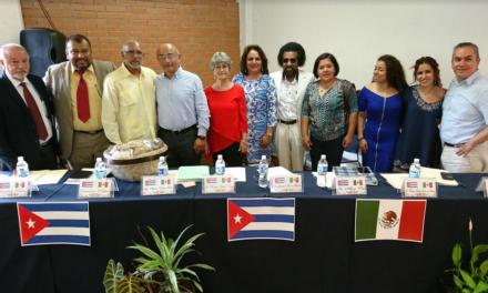 Cuba y Coatepec estrechan vínculos a nivel educativos