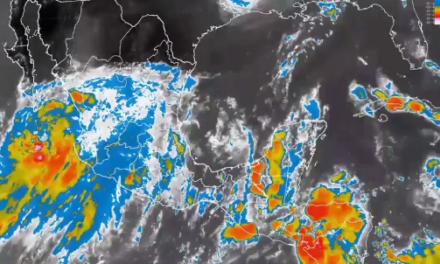 Por Lidia, Protección Civil inicia desalojo de personas en BCS; tormentas nocturnas se fortalecen