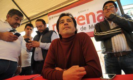 Morena busca a panistas para alianzas en 2018, reconoce Cuitláhuac