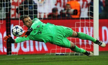 Löw deja a Neuer fuera por estar fuera de ritmo