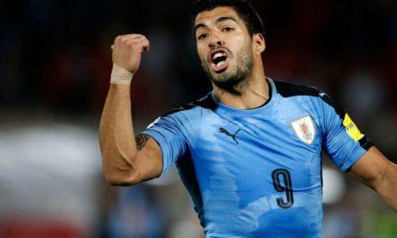 Luis Suárez se recupera…