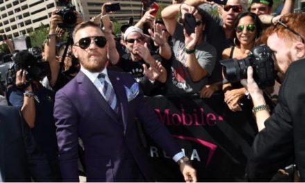 """""""Los mexicanos son como los irlandeses, nos gusta la buena pelea"""": McGregor"""