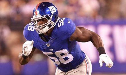 Suspende NFL al ala defensivo Owa Odighizuwa cuatro juegos