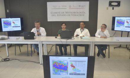 Emiten Alerta Gris en Veracruz por lluvias para próximo martes