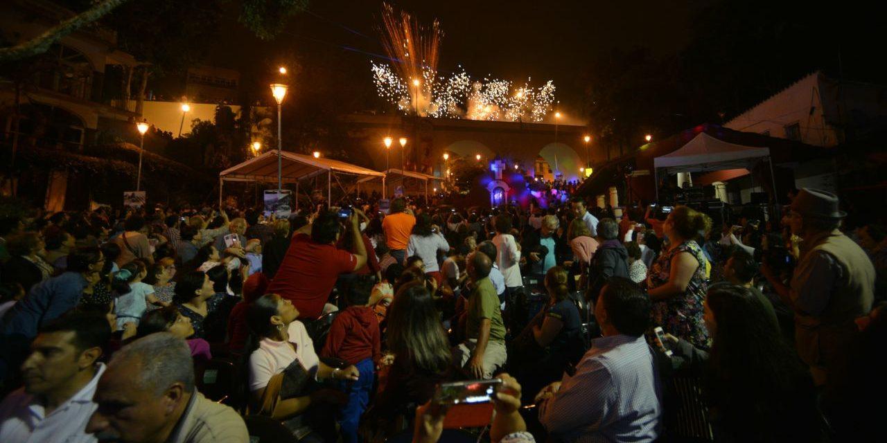 Galería: Con danza y fuegos artificiales, inauguran el #SoyFestival