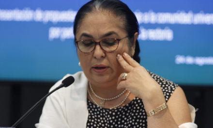 """""""Pertenencia y Pertinencia"""", plan de trabajo de Sara Ladrón para su segundo periodo en la Rectoría"""