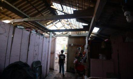 Franklin deja afectaciones en 12 mil viviendas en el norte de la entidad