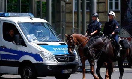 Reportan ataque con cuchillo en Alemania