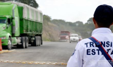 No debe satanizarse paso de unidades de carga pesada en Xalapa: Tránsito