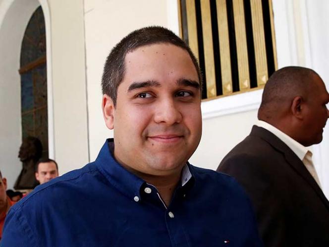 Hijo de Maduro amenaza con tomar la Casa Blanca