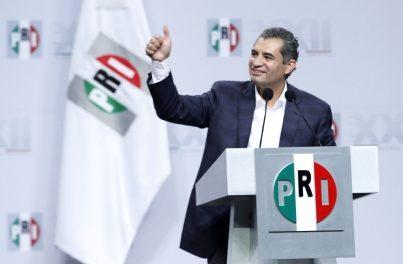 Gobiernos priistas promueven más empleo, inversión y futuro Ochoa Reza