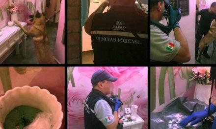 Aseguran bar en Guadalajara ligado a Raúl Flores; hallaron droga