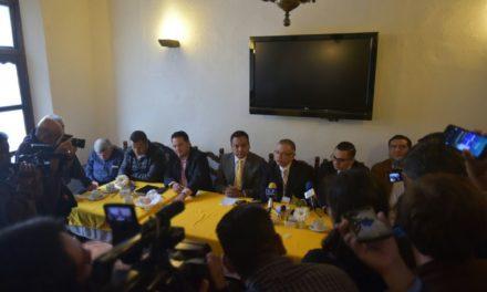 Partidos se oponen a modificaciones del Código Electoral, se levantan de la mesa del OPLE