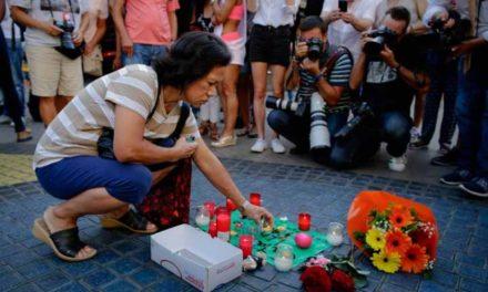 Un niño de tres años, entre las víctimas del atentado en Barcelona