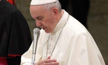 La pederastia es una monstruosidad. Pido perdón: papa Francisco