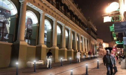 Hoy, cierran a la circulación vial calle en el centro de Xalapa