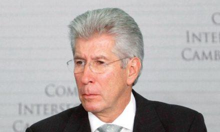 Ruiz Esparza culpa a Blanco, Graco y a empresas por socavón en Paso Exprés