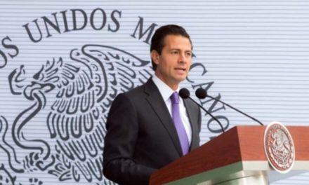 México triplicó la protección de áreas naturales en 5 años: Peña Nieto
