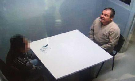 'El Chapo' dejará prisión en noviembre para audiencia