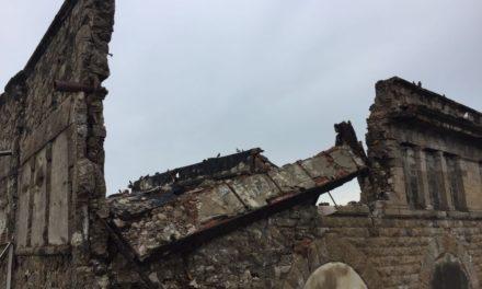 A punto de colapsar edificio de termoeléctrica, pero no está a cargo de Apiver: Liaño