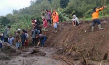 Mueren 40 personas por deslave en el Congo