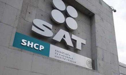 SAT publica base de datos con información de declaraciones anuales
