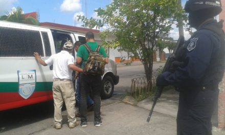 Buscaban centroamericanos en hoteles del Puerto de Veracruz