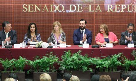 Senado celebra el Día Nacional de las Abejas