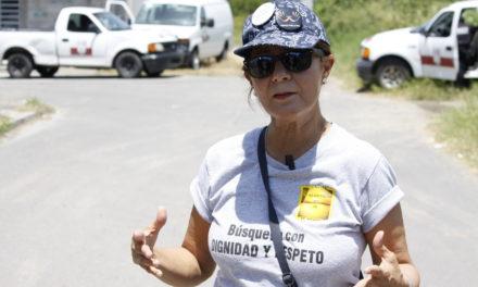 Reanudan búsqueda de fosas clandestinas en Colinas de Santa Fe