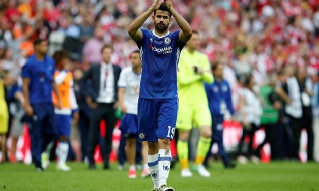 Chelsea ordena a Costa regresar a los entrenamientos