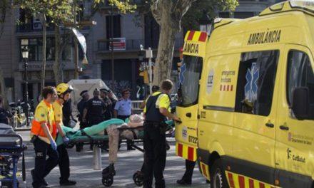Lamenta Peña Nieto ataque terrorista en Barcelona