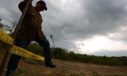 FGE, rebasada por casos de desaparecidos y aparición de fosas clandestinas