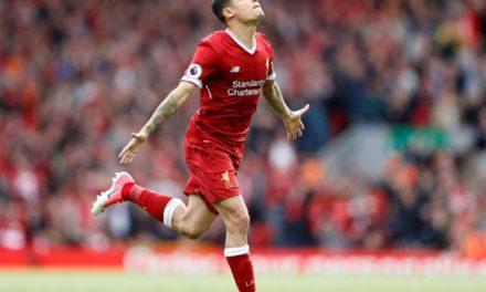 Liverpool rechaza oferta de 125 mde por Coutinho