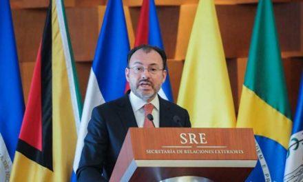 Anuncian visita del canciller Luis Videgaray a Cuba