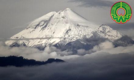 Rescatan a cinco alpinistas estadounidenses en el Pico de Orizaba