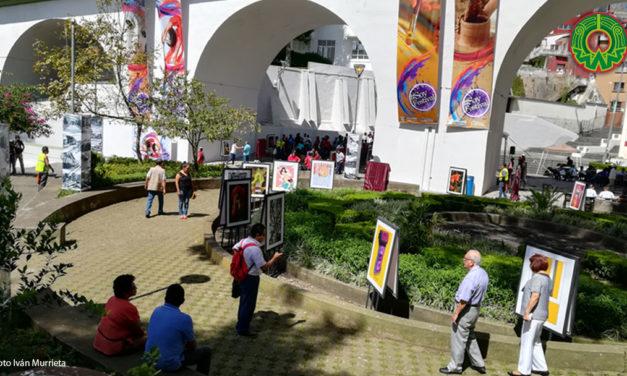Hoy inicia el #SoyFestival; se presentan obras y exposiciones en el centro de la ciudad