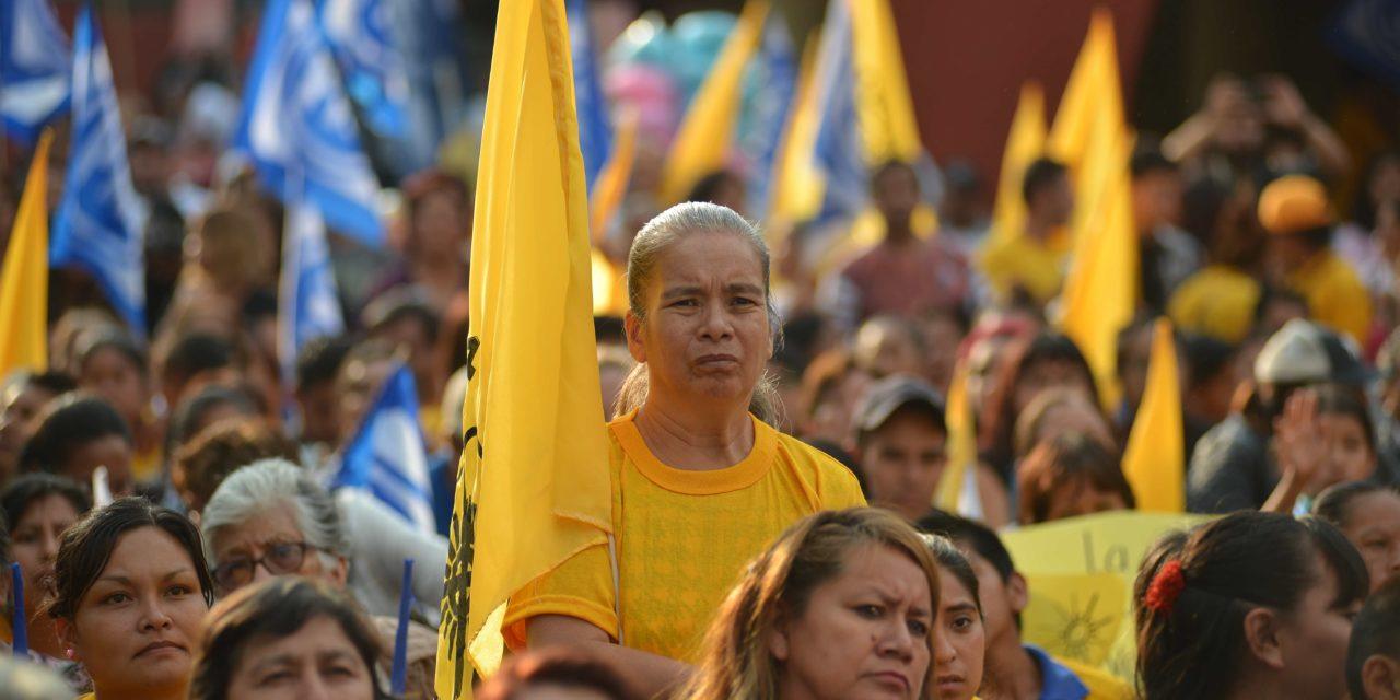 """Llama PRD a sus militantes a la congruencia; no se aceptará la """"doble cachucha"""""""