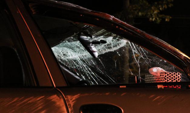 La madrugada de este sábado se registró aparatoso accidente en Murillo Vidal