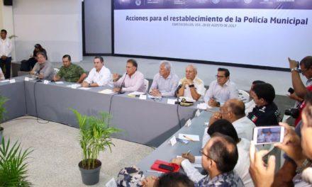 Tiendas de conveniencia y bancos deberán instalar cámaras y contratar seguridad privada: Yunes