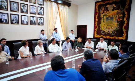 Prohíbe Ayuntamiento suministro de gas natural al Centro Histórico, así como bares y discotecas